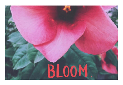 Wall Art, Bloom Artwork | Artist: Siddhant Talwar, - PosterGully