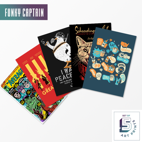 Crazy Fives — Funky Captain