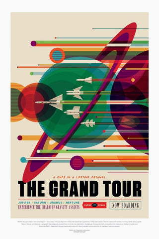 PosterGully Specials, The Grand Tour | Nasa Posters, - PosterGully