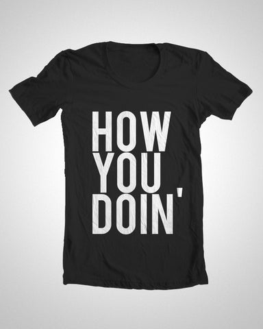 T Shirts, How You Doin? Joey Friends T-shirt, - PosterGully