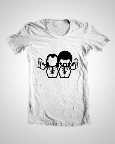 T Shirts, Jules And Vincent | Pulp Fiction T-Shirt, - PosterGully