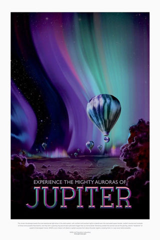 PosterGully Specials, Jupiter | Nasa Posters, - PosterGully