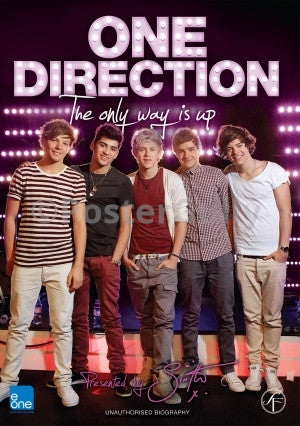 PosterGully Specials, One Direction |The Only Way is Up, - PosterGully