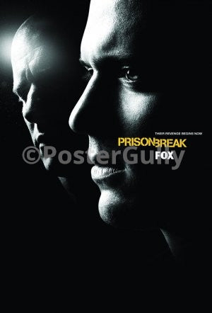 PosterGully Specials, Prison Break, - PosterGully
