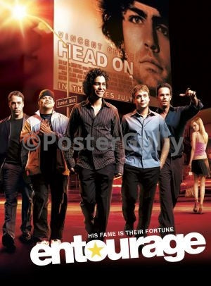 PosterGully Specials, Entourage | Entire Cast, - PosterGully