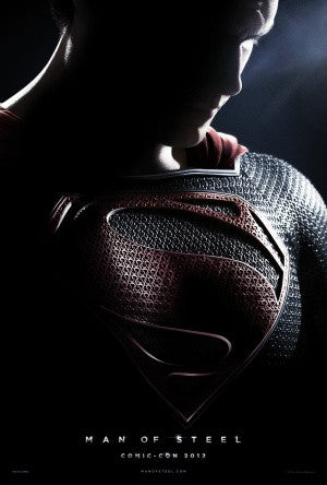 PosterGully Specials, Superman | Man Of Steel, - PosterGully