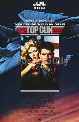 PosterGully Specials, Top Gun | 1986, - PosterGully