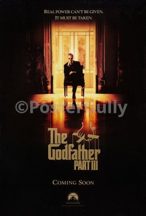 PosterGully Specials, The Godfather, - PosterGully