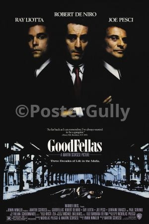 PosterGully Specials, Goodfellas, - PosterGully