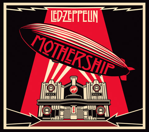 PosterGully Specials, Led Zeppelin | Mothership, - PosterGully