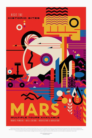 PosterGully Specials, Mars | Nasa Posters, - PosterGully