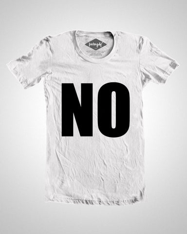 T Shirts, NO T-Shirt, - PosterGully