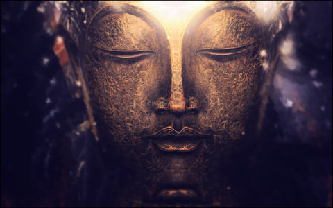 Wall Art, Buddha Painting, - PosterGully