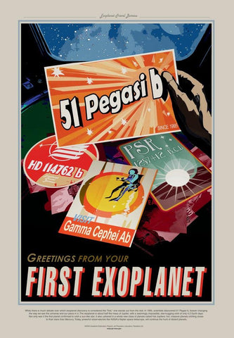 PosterGully Specials, 51 Pegasi b | Nasa Posters, - PosterGully