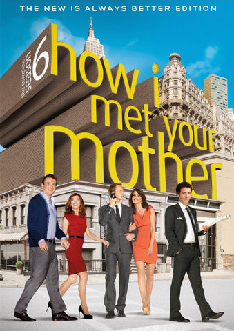 PosterGully Specials, How I Met Your Mother, - PosterGully