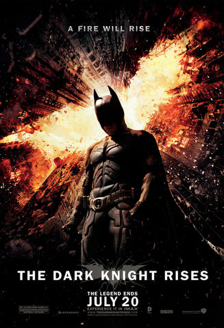 PosterGully Specials, The Dark Knight Rises | Batman Collection, - PosterGully