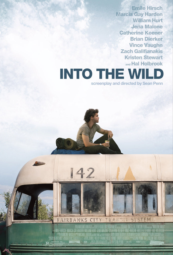 Wall Art For Home Into The Wild Postergully
