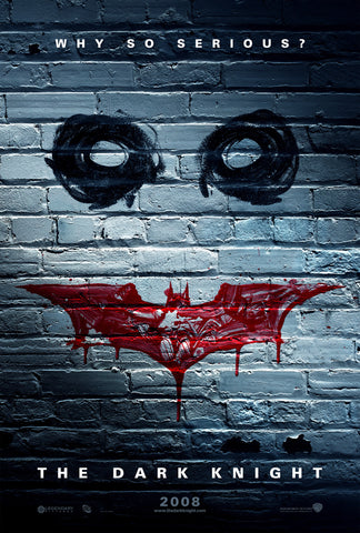 PosterGully Specials, The Dark Knight | Why So Serious?, - PosterGully