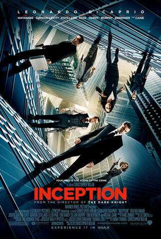 PosterGully Specials, Inception, - PosterGully