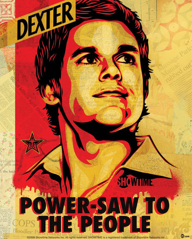 PosterGully Specials, Dexter, - PosterGully
