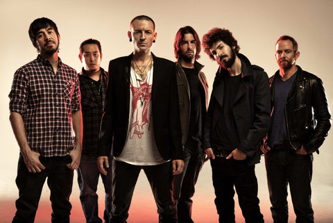 PosterGully Specials, Linkin Park | Band Portrait, - PosterGully