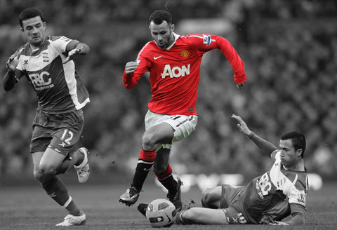 PosterGully Specials, Ryan Giggs | Manchester United, - PosterGully