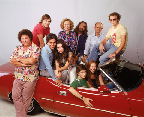 PosterGully Specials, That 70's Show Cast, - PosterGully