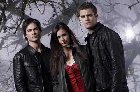 PosterGully Specials, Vampire Diaries | Characters, - PosterGully