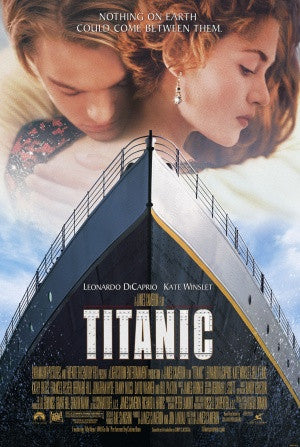 PosterGully Specials, Titanic | 7 Academy Awards Winner, - PosterGully