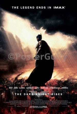 PosterGully Specials, The Dark Knight Rises | Legend Ends, - PosterGully