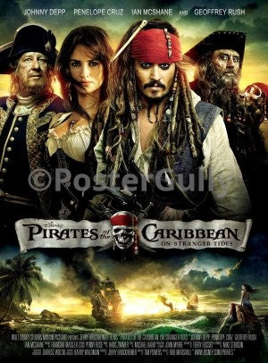 PosterGully Specials, Pirates of the Caribbean, - PosterGully