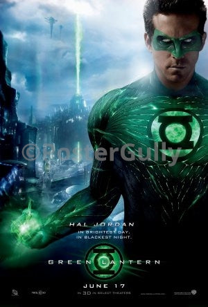 PosterGully Specials, Green Lantern, - PosterGully
