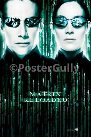PosterGully Specials, The Matrix | Reloaded, - PosterGully