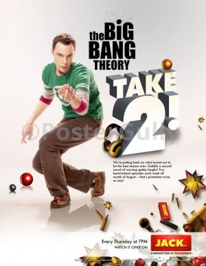 PosterGully Specials, The Big Bang Theory | Take 2, - PosterGully