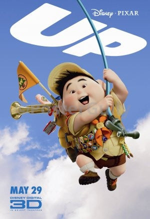 PosterGully Specials, Disney Pixar presents Up, - PosterGully