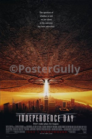 PosterGully Specials, Independence Day, - PosterGully