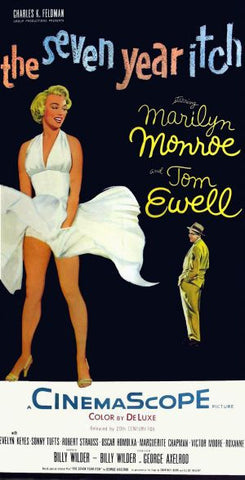 PosterGully Specials, Marilyn Monroe - Seven Year Itch, - PosterGully