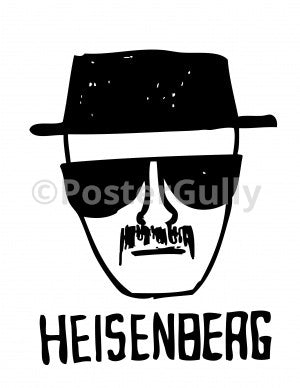 PosterGully Specials, Breaking Bad, - PosterGully
