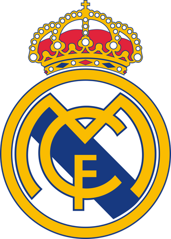 PosterGully Specials, Real Madrid F.C Logo, - PosterGully