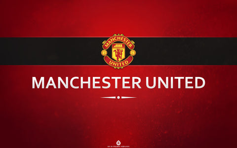 PosterGully Specials, Manchester United Flag, - PosterGully