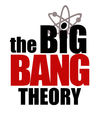 PosterGully Specials, The Big Bang Theory | Logo, - PosterGully