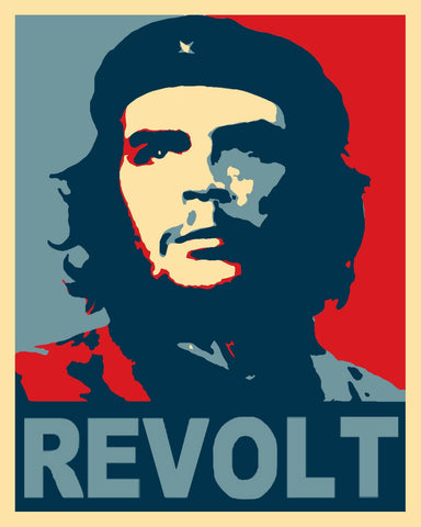 PosterGully Specials, Che Guevara | Revolt, - PosterGully