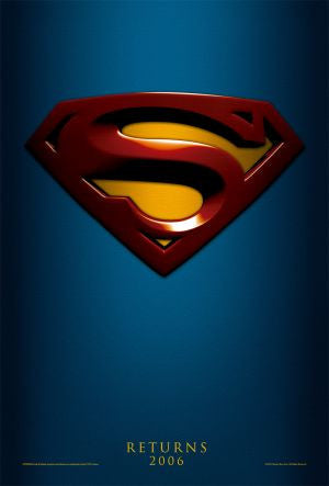 PosterGully Specials, Superman Logo | Fade Away, - PosterGully