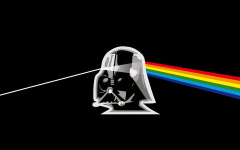 PosterGully Specials, Pink Floyd | Darth Vader Style, - PosterGully