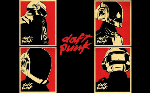 PosterGully Specials, Daft Punk, - PosterGully