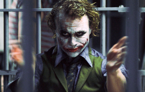 PosterGully Specials, Heath Ledger as Joker | Batman, - PosterGully