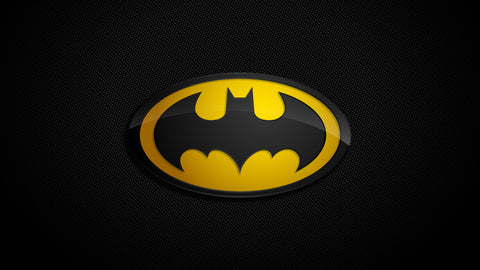PosterGully Specials, Batman Logo, - PosterGully