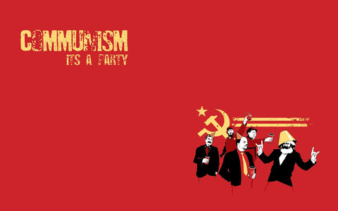 PosterGully Specials, The Communist Party, - PosterGully