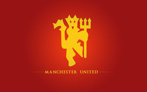 PosterGully Specials, Manchester United | Red Devils Logo, - PosterGully