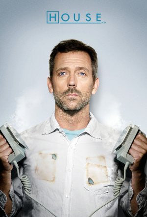 PosterGully Specials, Dr. Gregory House, - PosterGully